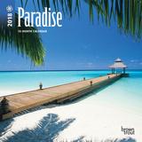 Paradise - 2018 Mini Calendar Calendarios