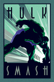 Marvel Deco - Hulk Affiches
