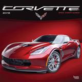 Corvette - 2018 Calendar Kalenders
