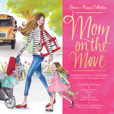 Bonnie Marcus: Mom on the Move Organizer with Pocket - 2018 Calendar Kalenders