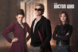 Doctor Who - Episode 1 Iconic Posters