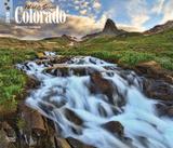 Colorado, Wild & Scenic Deluxe - 2018 Calendar Calendars