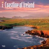 Coastline of Ireland - 2018 Calendar Kalendere