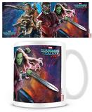 Guardians of the Galaxy Vol. 2 - Action Mug Taza