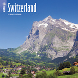 Switzerland - 2018 Calendar Calendarios