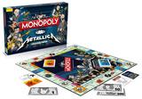 Monopoly - Metallica Sjove ting