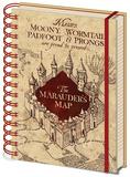 Harry Potter - Marauder's Map Notebook Notebook