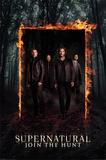 Supernatural - Burning Gate Affiche