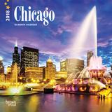 Chicago - 2018 Mini Calendar Calendriers