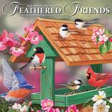 Feathered Friends - 2018 Mini Calendar Calendarios