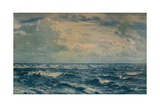 A Silvery Day West of the Needles, Isle of Wight, 1932 Giclee Print by Henry Moore