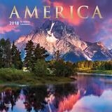 America - 2018 Calendar Calendars