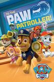 Paw Patrol - To The Paw Patroller Kunstdrucke
