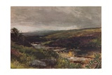 Moel Siabod, c1886 Giclee Print by Thomas Collier