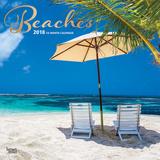 Beaches - 2018 Calendar Calendars