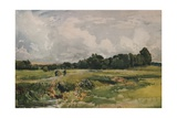 The Marshes, c1879 Giclee Print by Thomas Collier