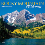 Rocky Mountain Wilderness - 2018 Calendar Calendarios