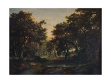 The Edge of the Wood, c1824 Giclee Print by Patrick Nasmyth
