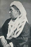 The Queen at the age of sixty six, c1885, (1901) Photographic Print by Alexander Bassano