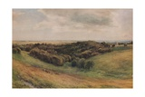 Arundel Park, 1874 Giclee Print by Thomas Collier