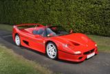 Ferrari F50 1996 Photographic Print by Simon Clay