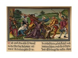 Christ on the Way to Calvary, c1530, (1907) Giclee Print by Matthias Gerung