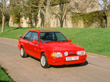 1990 Ford Escort XR3i Photographic Print