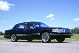 1991 Lincoln Town Car Photographic Print
