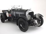 1930 Bentley 4.5 litre blower Photographic Print