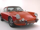 1972 Porsche 911 T Photographic Print