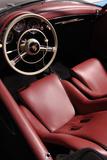 1956 Porsche Spyder - James Dean replica Photographic Print by Simon Clay