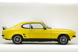 1973 Ford Capri RS 3100 Photographic Print