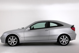 2003 Mercedes Benz C200k Coupe Photographic Print