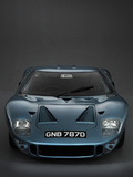 1966 Ford GT40 Photographic Print