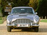 1965 Aston Martin DB5, James Bond Photographic Print