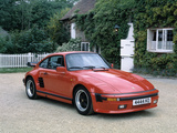 1987 Porsche 911 Turbo Sport Photographic Print