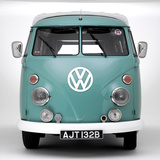 1964 VW Kombi Camper Photographic Print