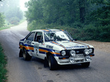 1981 Ford Escort RS1800 Photographic Print