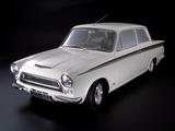 1964 Lotus Cortina mk1 Photographic Print