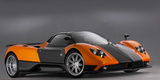 2007 Pagani Zonda Roadster F Photographic Print