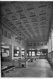 Main Banking Room, Security Bank of Chicago, Illinois, 1926 Photographic Print