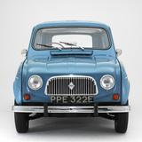 1967 Renault 4 Photographic Print