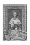 King Richard II, 1735 Giclee Print by George Vertue