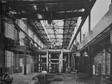 Interior of Power House, Victor Talking Machine Co, Camden, New Jersey, 1923 Photographic Print