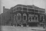 Front elevation, Fort Armstrong Theatre, Rock Island, Illinois, 1925 Photographic Print