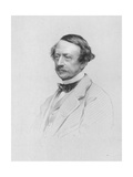 Ailesbury, 1862 Giclee Print by Joseph Brown