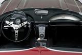 1961 Chevrolet Corvette C1 Convertible Photographic Print