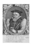 Effigies R.Mi D.Ni Georgii Archiepisc: Cantuarien: Toti Angl: Primat: Etc, 1616 Giclee Print by Simon de Passe