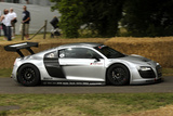2009 Audi R8 LMS at 2009 Goodwood Festival of speed Photographic Print