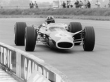 1967 Lotus 49, Graham Hill, British Grand Prix Photographic Print